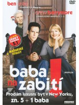 Baba na zabití DVD