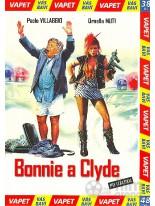 Bonnie a Clyde po italsku DVD