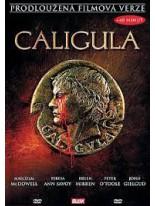 Caligula Prodloužená verze DVD