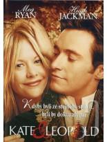 Kate a Leopold DVD