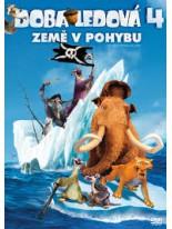 Doba ledová 4 Země v pohybu DVD