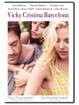 Vicky Christina Barcelona DVD