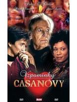 Vzpomínky Casanovy DVD