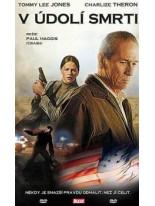 V údolí smrti DVD