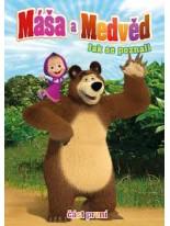 Máša a medveď 1 DVD