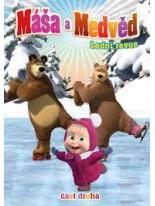 Máša a medveď 2 DVD