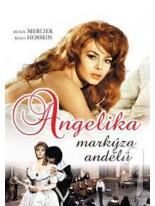 Angelika, markýza andělů DVD
