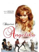 Báječná Angelika DVD