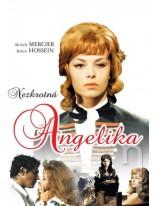 Neskrotná Angelika DVD