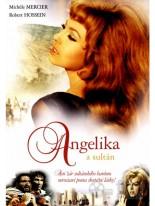 Angelika a Sultán DVD