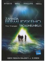 Záhada Bermudského Trojuhelníku 1. disk DVD