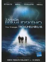 Záhada Bermudského Trojuhelníku 3. disk DVD
