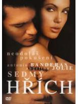 Sedmý hřích DVD