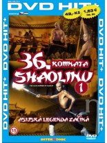 36. komnata Shaolinu DVD