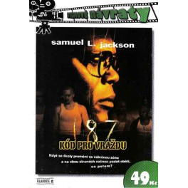 187 Kód pro vraždu DVD