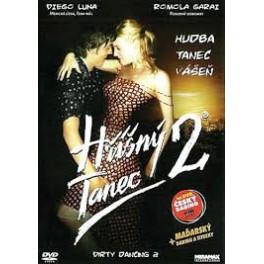 Hriešny tanec 2 DVD
