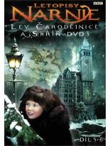 Narnie Lev čarodejnice a skříň 3 DVD