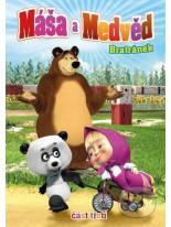 Máša a medveď 3 DVD
