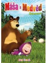 Máša a medveď 4 DVD