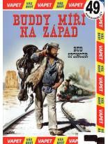 Buddy míří na západ DVD