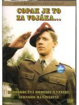 Copak je to za vojáka DVD