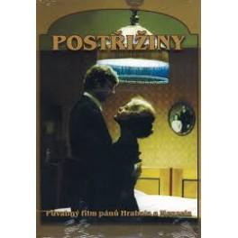 Postřižiny DVD