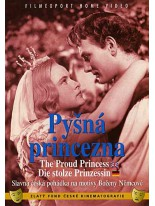Pyšná princezná DVD