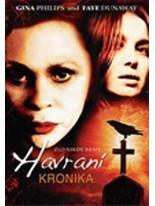 Havraní kronika - DVD