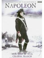 Nesmrtelní válečníci Napoleon DVD