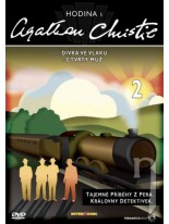 Hodina s Agathou Christie 2 DVD