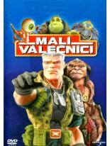 Malí válečníci DVD