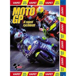 Moto GP: v zajetí rychlosti DVD