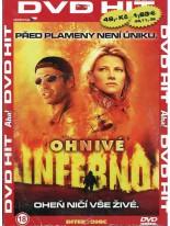 Ohnivé inferno DVD