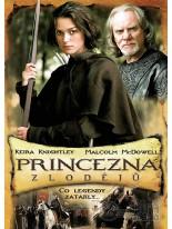 Princezna zlodejů DVD