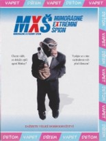 MXŠ: Mimořádne extrémní špión DVD