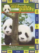 Příběh medvídka pandy DVD