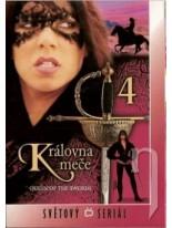 Královna meče 4 DVD
