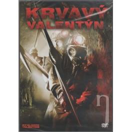 Krvavý Valentýn DVD