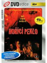 Hořící peklo DVD