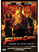 Flynn Carsen Honba za kopíím osudu DVD
