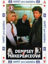 Dempsey a Makepeaceová 3 disk DVD