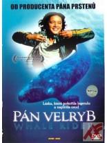 Pán velrýb DVD