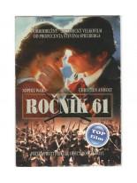Ročník 61 DVD