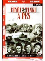 Čtyři z tanku a pes 3 DVD