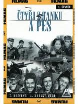 Čtyři z tanku a pes 4 DVD