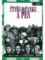 Čtyři z tanku a pes 7 DVD