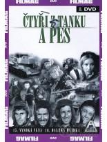 Čtyři z tanku a pes 8 DVD