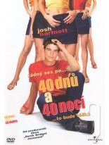 40 dnů & 40 nocí DVD