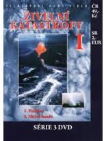 Živelní katastrofy 1 DVD