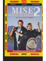 Mise spravedlnosti 2 DVD